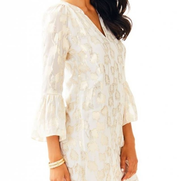 b030dfe0c63 Lilly Pulitzer Dresses | Matilda Silk Tunic Dress | Poshmark